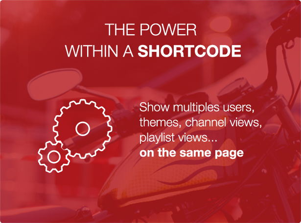 - power shortcode - Tubelab – YouTube plugin for WordPress